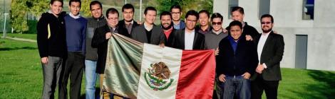 México en la oración comunitaria de Bidasoa