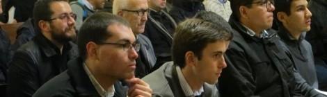 Encuentro de seminaristas de Pamplona